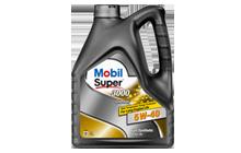 Масло моторное Mobil Super 3000-1.5w 40 4л Дизель