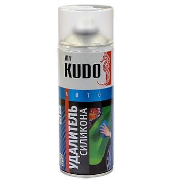 Очиститель удалитель силикона KUDO аэрозоль 520мл