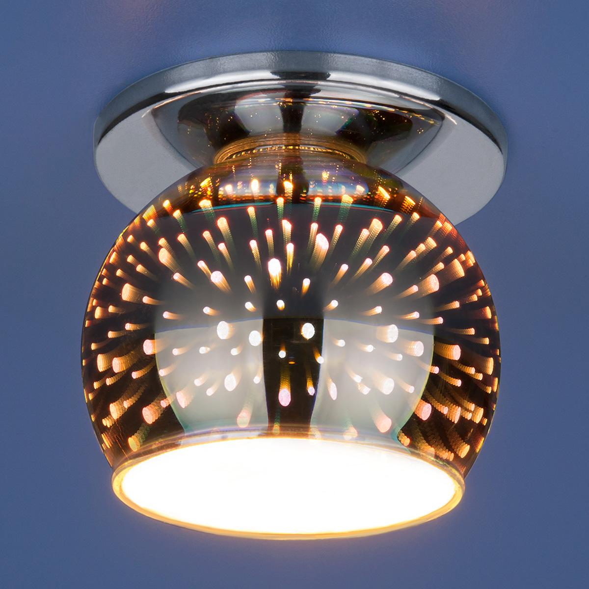 Светильник точ - 1103 G9/SL зеркальный