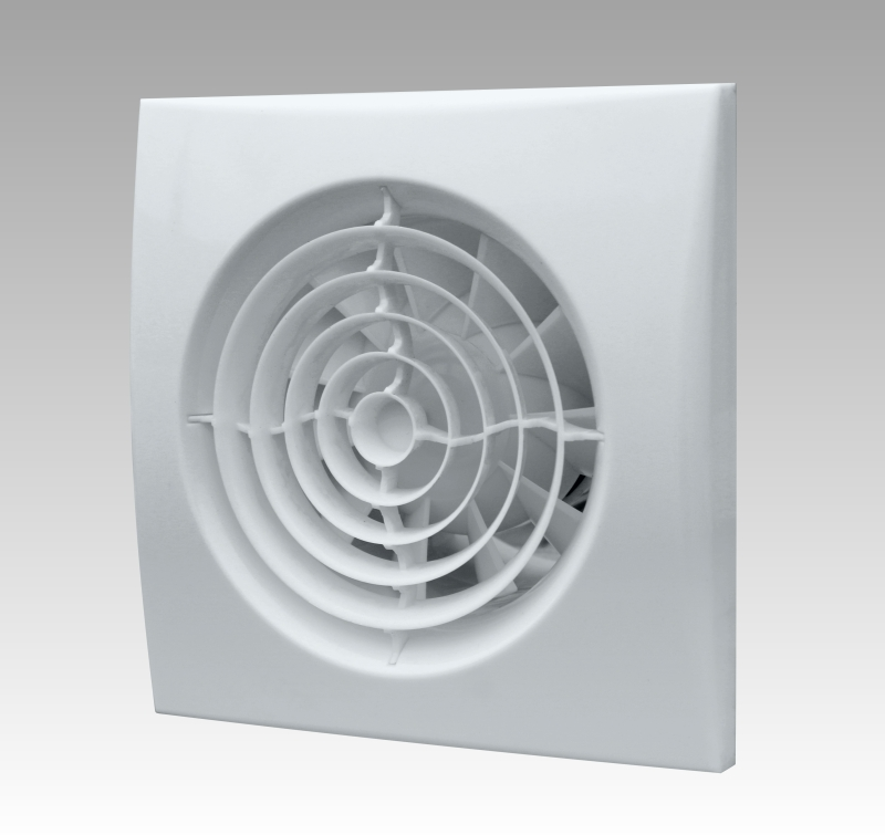 Вентилятор накладной осевой AURA4