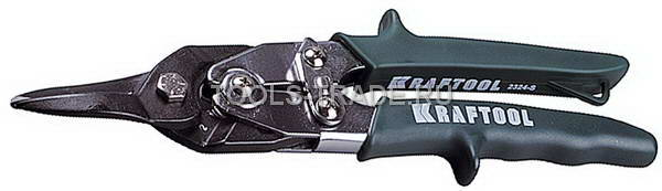 Ножницы по металлу KRAFTOOL прямые  2324-S-z01