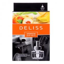 Автомобильный ароматизатор DELISS смен. флакон Comfort