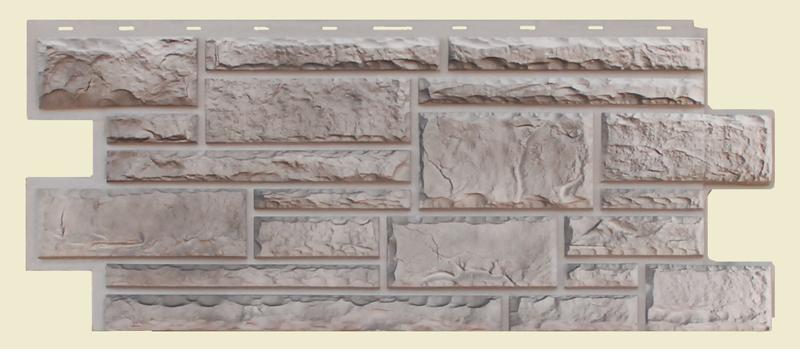 Панель Цокольная Аэлит Угловая Англиский камень БСЧ