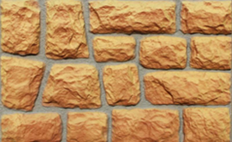 Панель Цокольная Аэлит Камень крупный 955х615