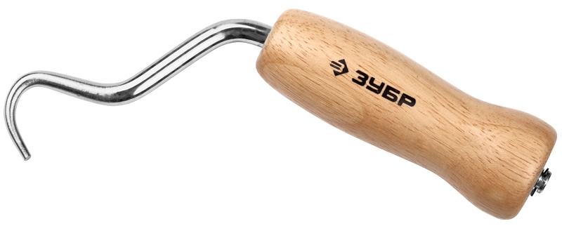 Крюк для вязки арматуры Зубр