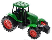 Игрушка Трактор с сахарным драже 3гр