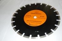Диск алмазный сегмент 230х22/23х2,5х10мм (кирпич) СТРОНГ