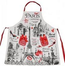 Фартук+полотенце Париж