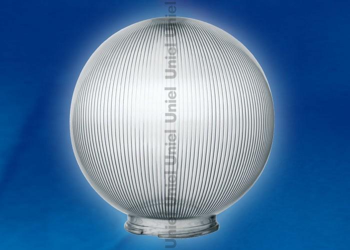 Рассеиватель шар для садово-парковых светильников UPF-R250A SMOKE дымчато-серый
