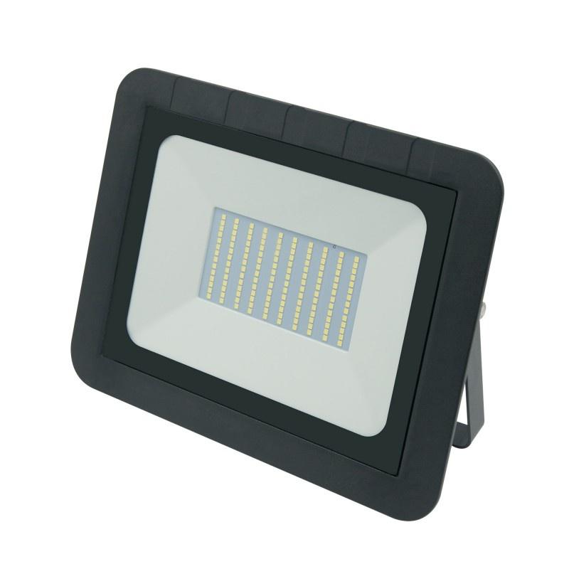 Прожектор светод-ный Q-511-513 100W/DW IP65.черный