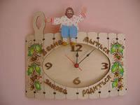 Часы подарочные плюс набор масел
