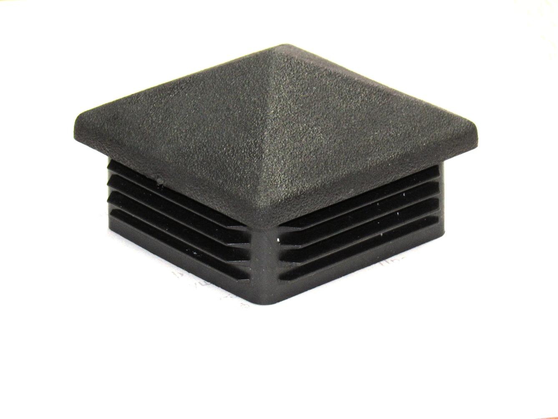 Заглушка квадратная наруж.50*50мм (домик)