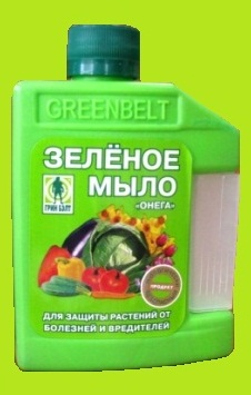 Зелёное мыло 700мл спрей