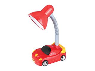 Светильник настольный KD-383 красный Машинка