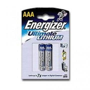 Батарейка литиевая*12 ENR FR03/L92 AAA 2шт/бл