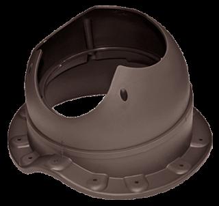 Основание вент. трубы для м/ч кор. Krovent Base-VT Wave