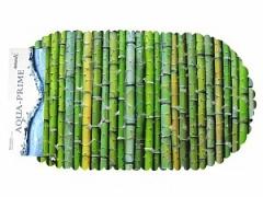 Коврик для ванной AQUA-PRIME 67*36см Бамбук 14-109