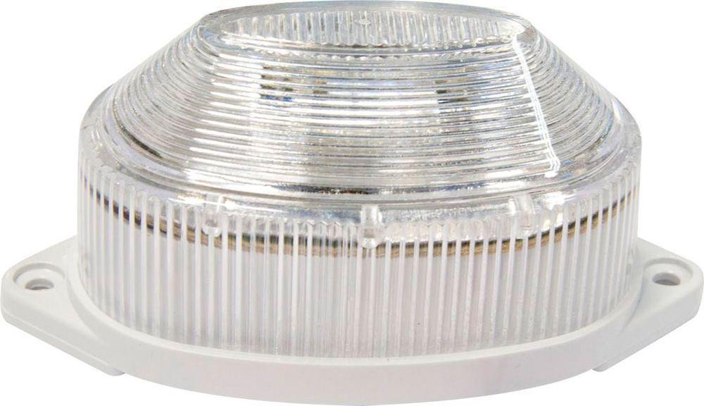 Светильник-вспышка(стробы) SТ1А-3,5W-220V белый,26001
