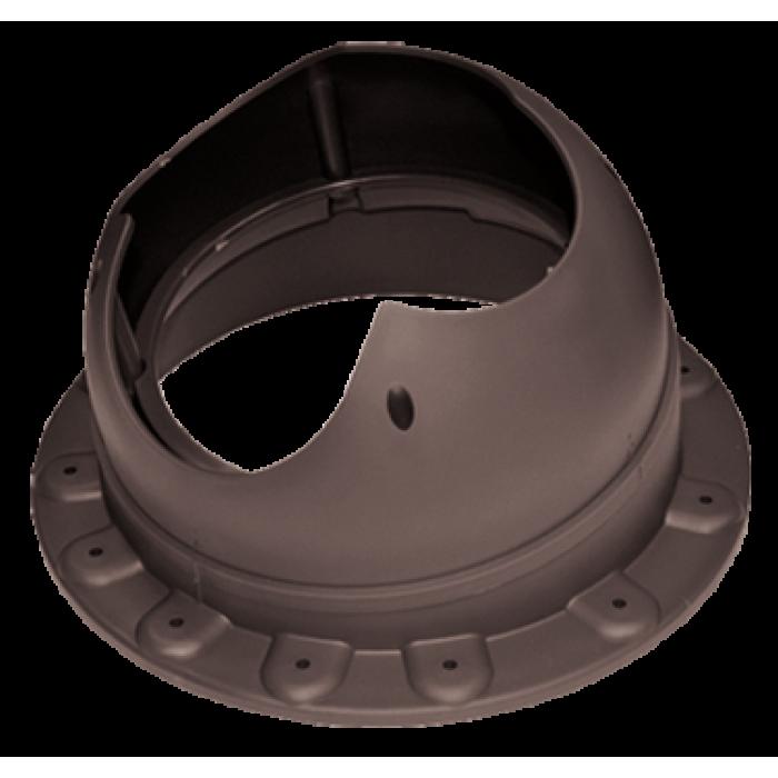 Основание вент. трубы под фальц кор. Krovent Base-VT Seam