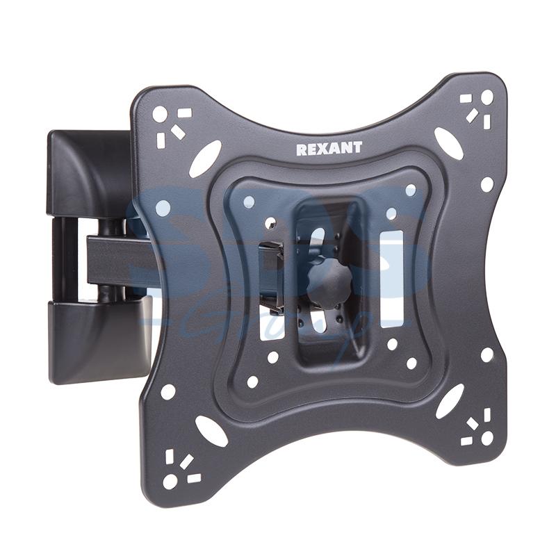 Кронштейн Рексант для LED телевизора 17-42 наклонно-поворотный 38-0060
