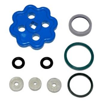 Ремкомплект для кран букс и вентилей ДУ-15,20,25 Ромашка синяя
