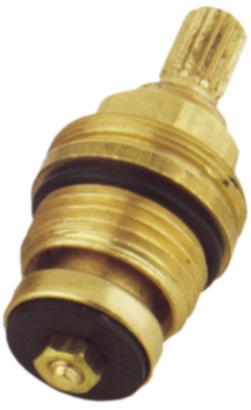 Кран букса 1/2 резиновая универсальная 24 шлица