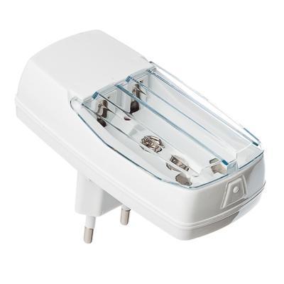 Зарядное устройство для батареек 2АA(AAA)+(9V) 220V