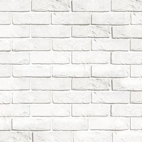 """Декор камень  углы """"Zikkurat """" Эскориал белый"""