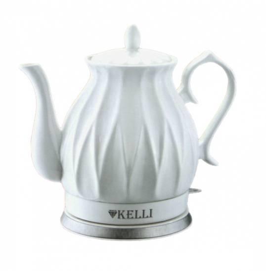 Чайник  электрический КЕLLI KL-1341  2.0л керамика