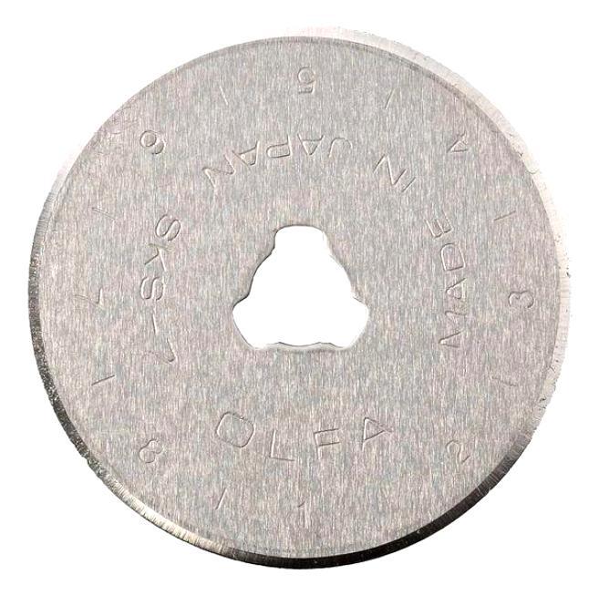 Лезвие OLFA круглое 28мм OL-RB28-2
