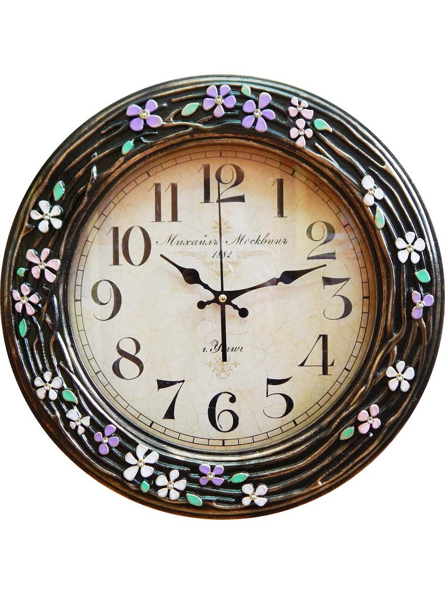 Часы настенные Валенсия 1-1