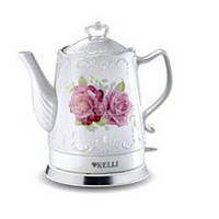 Чайник  электрический КЕLLI KL-1339 1.7л керамика