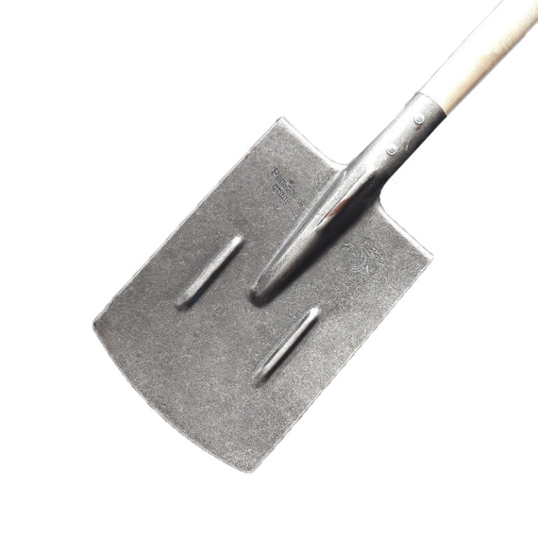 Лопата штыковая, нержавеющая сталь