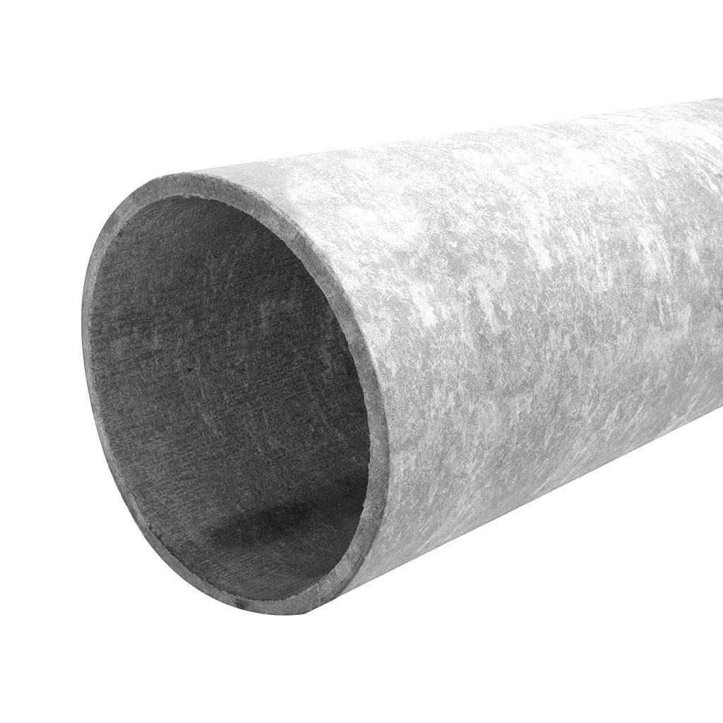 Труба а/ц ф250 L 5000 мм ВЕС 100 кг.