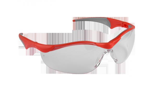 Очки  защитные открытого типа ЗУБР мастер прозрачные