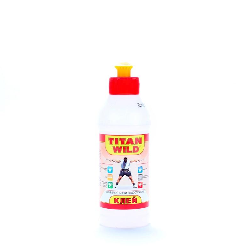 Клей TITAN SM 0,25 л (45р.)