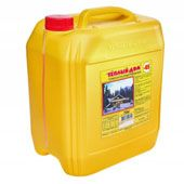 Жидкость для систем отопления Теплый дом 20кг -65* красный