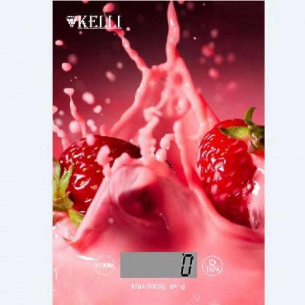 Весы кухонные электронные KL-1534