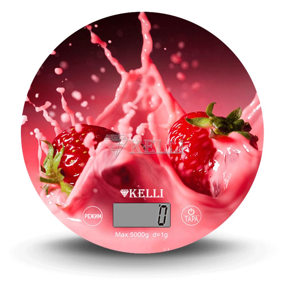 Весы кухонные электронные KL-1541
