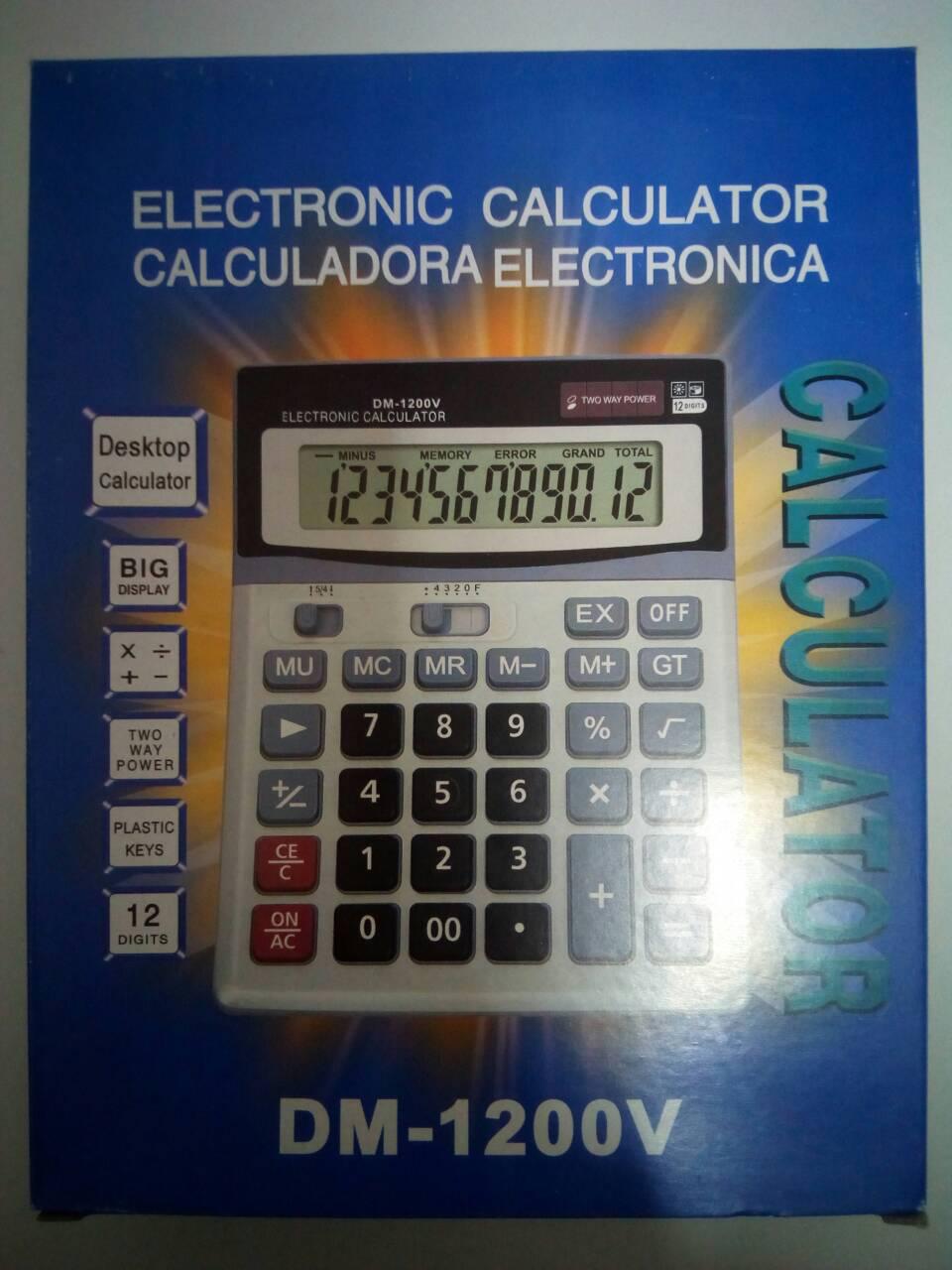 Калькулятор DМ-1200
