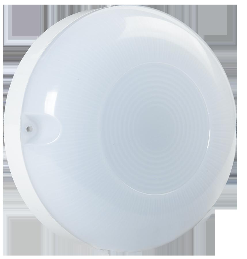 Светильник ИЭК ДПО 1002 белый круг 12Вт/4000,IP54 акуст.датч. арт.LDРO3-1002-012-4000-K01
