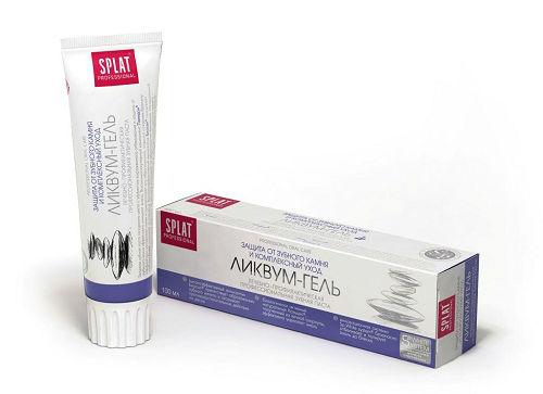 Зубная паста  Сплат Ликвиум-гель 100мл ЛГ-119