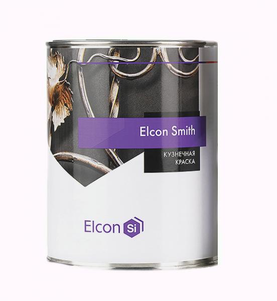 Кузнечная краска ELCON шоколад 0,8 кг