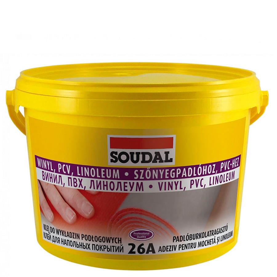 Клей для керамической плитки Соудал 24 А 5 кг