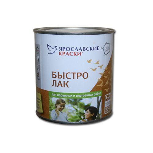 Лак Ярославский Быстролак 0,7 кг бесцветный