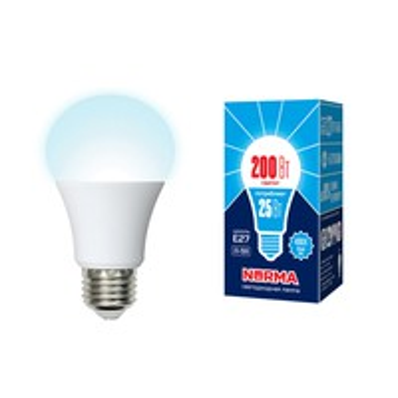 Лампа светодиодная NORMA LED-A70-25W/4000K/E27/FR/NR