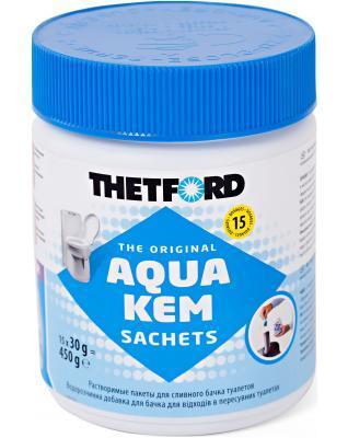 Порошок для биотуалета Aqua Kem Blue Sachets банка
