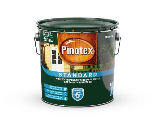 Пинотекс Стандарт 2,7л палисандр