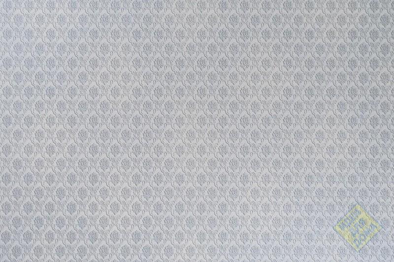 168243-10 ОБОИ 1,06*10 м флиз горяч тисн Шамбор Фон бел