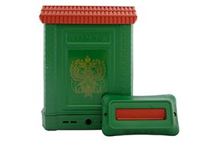 Ящик почтовый Премиум с пласт.защёлкой